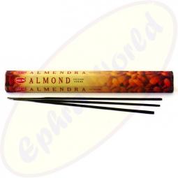 HEM Almond indische Räucherstäbchen