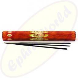 HEM Amber indische Räucherstäbchen