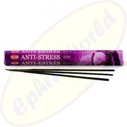 HEM Anti Stress indische Räucherstäbchen