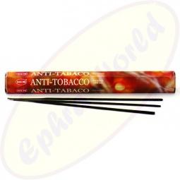 HEM Anti Tabaco indische Räucherstäbchen