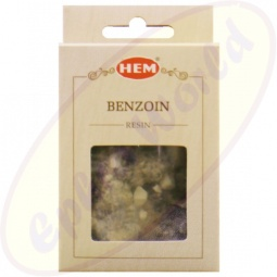 HEM Räucherharz Benzoin Natur 30g