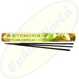 HEM Butterscotch indische Räucherstäbchen