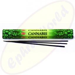 HEM Cannabis indische Räucherstäbchen