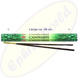 HEM Cannabis XL Räucherstäbchen