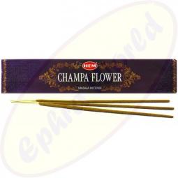 HEM Champa Flower Masala Räucherstäbchen