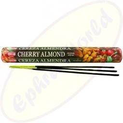 HEM Cherry Almond indische Räucherstäbchen