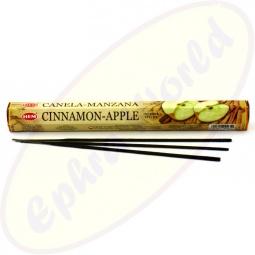 HEM Cinnamon Apple indische Räucherstäbchen