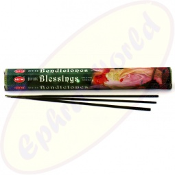HEM Divine Blessings indische Räucherstäbchen