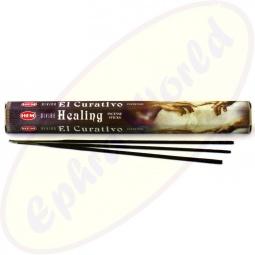 HEM Divine Healing indische Räucherstäbchen