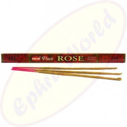 HEM Flora Rose indische Masala Räucherstäbchen