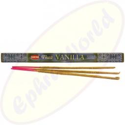 HEM Flora Vanilla indische Masala Räucherstäbchen