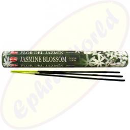 HEM Jasmine Blossom indische Räucherstäbchen