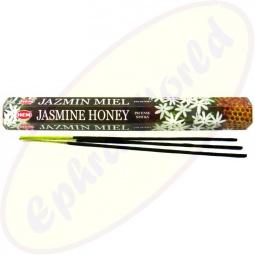 HEM Jasmine Honey indische Räucherstäbchen