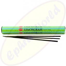 HEM Lemongras indische Räucherstäbchen