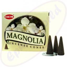 HEM Magnolia indische Räucherkegel