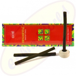 HEM Ornamental indische Dhoop Sticks