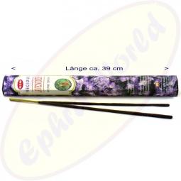 HEM Precious Lavender indische XL Räucherstäbchen