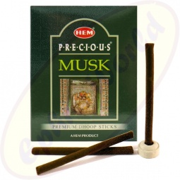 HEM Precious Musk Dhoop Sticks 75g