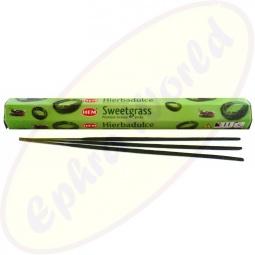HEM Sweetgrass (Mariengras) Räucherstäbchen
