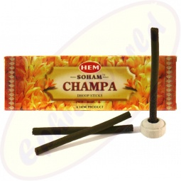 HEM Soham Champa Dhoop Sticks