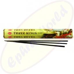 HEM Three Kings indische Räucherstäbchen