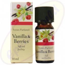 Ingo Steyer KG (Pajoma) Parfümöl Vanilla Berries