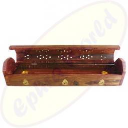 Komfort Räucherstäbchenhalter Box Motiv Ganesh
