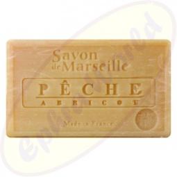 Le Chatelard 1802 Savon de Marseille Pflegeseife 100g Pfirsich & Aprikose