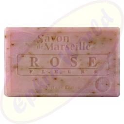 Le Chatelard 1802 Savon de Marseille Pflegeseife 100g Rosenblüten