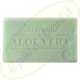 Le Chatelard 1802 Savon de Marseille Pflegeseife 100g Aloe Vera