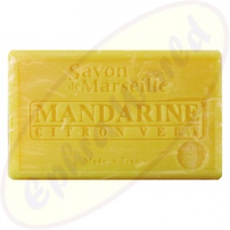 Le Chatelard 1802 Savon de Marseille Pflegeseife 100g Mandarine & Limone