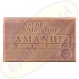 Le Chatelard 1802 Savon de Marseille Pflegeseife 100g Mandel & Honig