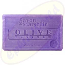 Le Chatelard 1802 Savon de Marseille Pflegeseife 100g Olive & Lavendel