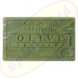 Le Chatelard 1802 Savon de Marseille Pflegeseife 100g Olivenöl & Olivenblätter