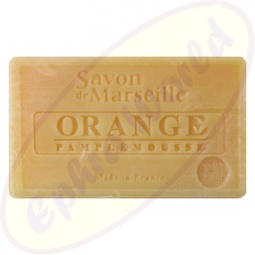 Le Chatelard 1802 Savon de Marseille Pflegeseife 100g Orange & Grapefruit