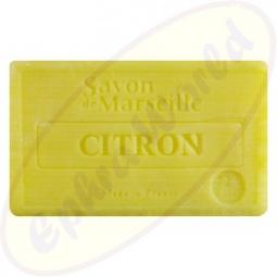 Le Chatelard 1802 Savon de Marseille Pflegeseife 100g Zitrone