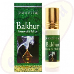 Nandita Bakhour Incense Oil - Parfüm