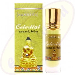 Nandita Celestial Incense Oil - Parfüm Roll On