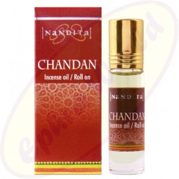Nandita Chandan Incense Oil - Parfüm Roll On