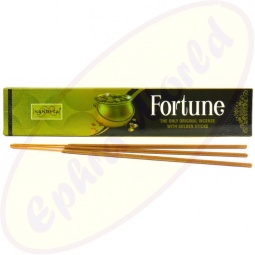 Nandita Fortune indische Premium Masala Räucherstäbchen