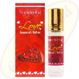 Nandita Love Incense Oil - Parfüm Roll On