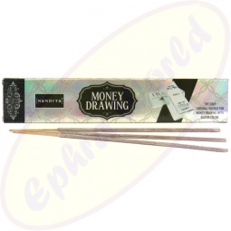 Nandita Money Drawing indische Premium Masala Räucherstäbchen
