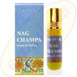 Nandita Nag Champa Incense Oil - Parfüm