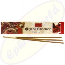 Nandita Organic  Cinnamon Premium Masala Räucherstäbchen