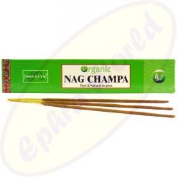 Die Grünen Nandita Orginal Nag Champa Premium Masala Räucherstäbchen