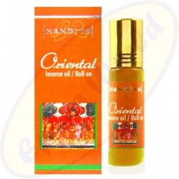 Nandita Oriental Incense Oil - Parfüm Roll On