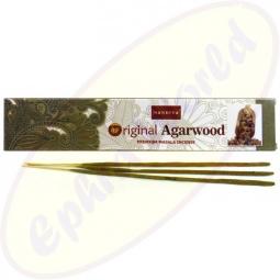 Nandita Original Agarwood Premium Masala Räucherstäbchen