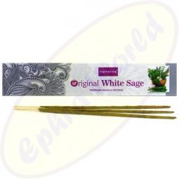 Nandita Original White Sage Premium Masala Räucherstäbchen