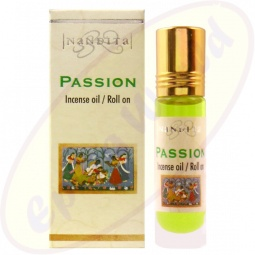 Nandita Passion Incense Oil - Parfüm Roll On