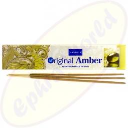 Nandita Original Amber Premium Masala Räucherstäbchen